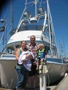 Harvester Family: Stacy, Capt Tyler, Tucker