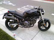 Josh's new Ducati