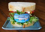 Ocean Harvest Albacore Tuna Sandwitch