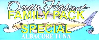 Family Pack Flat Rate Special